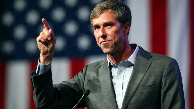 O'Rourke Bets National Attention Lifts Him in Texas Race