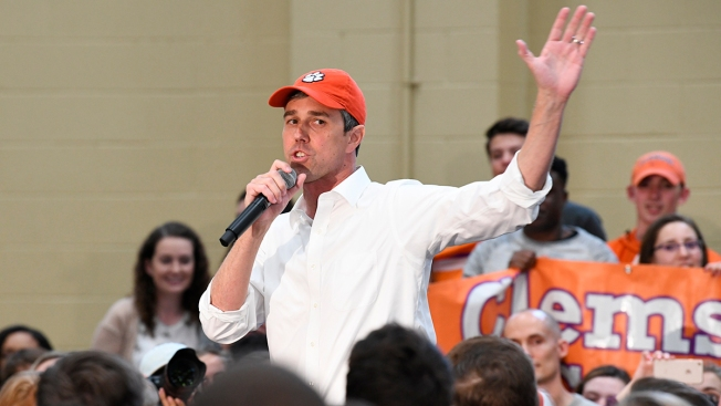 2020 Hopeful Beto O'Rourke Releases 10 Years of Tax Returns