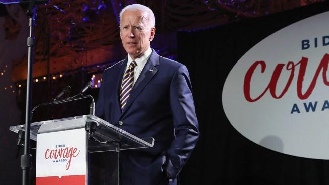 Biden Rips 'White Man's Culture,' Regrets Anita Hill Hearing