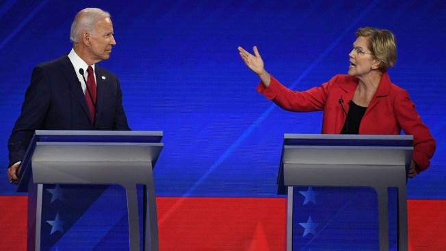 Warren, Biden in Dead Heat Nationally in New Quinnipiac Poll