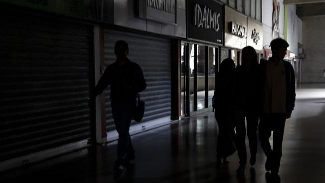 As New Blackout Hits, Venezuelans Brace for More Hardship