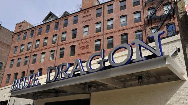 A Dispensary Is Looking at the Blue Dragon Space in Boston's Fort Point