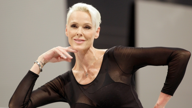 Brigitte Nielsen Gives Birth to Fifth Child