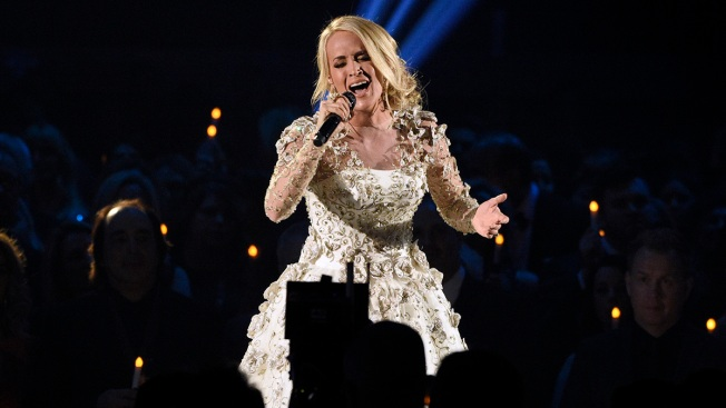 Carrie Underwood Suffers Broken Wrist and Other Injuries After Fall