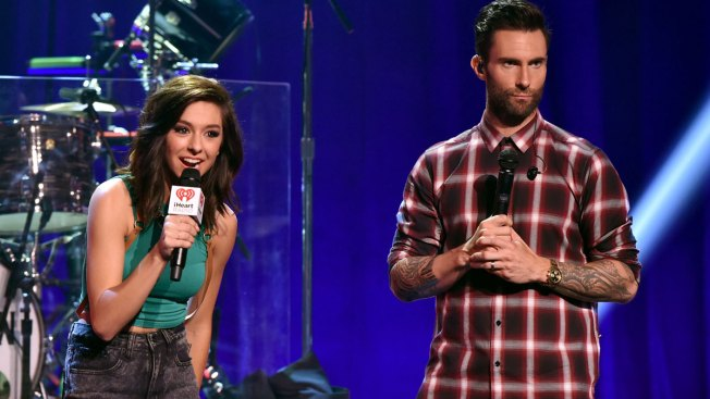 Adam Levine Pays Tribute to Christina Grimmie on 'The Voice'