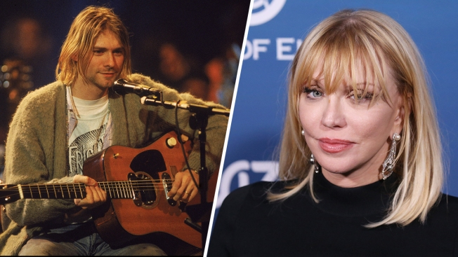 Lawsuit Accusing Courtney Love of Cobain Guitar Plot to Proceed