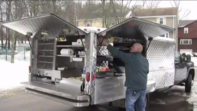 South Shore Commuters Rally Around Hingham Ferry Food Truck