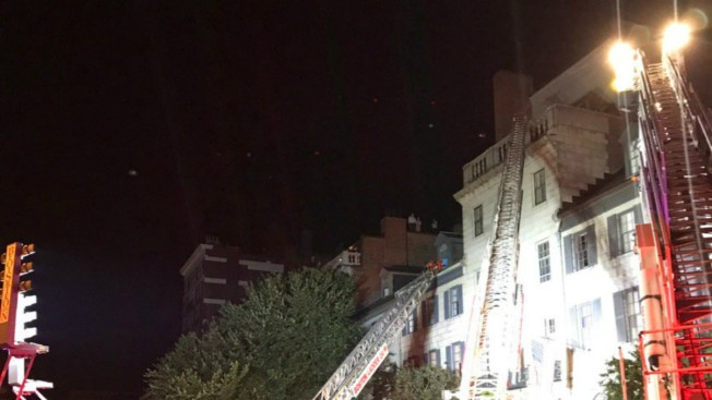 5 Residents Displaced, 2 Firefighters Transported After Boston Fire