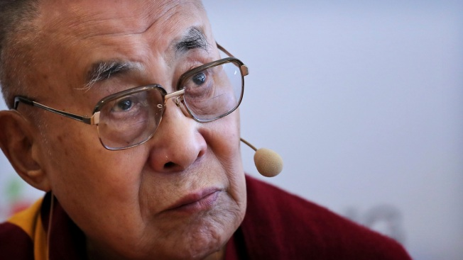 Dalai Lama Hospitalized With Chest Infection, Feeling Better