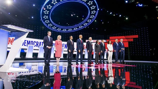 Fact Check: The Democratic Debates and Trump Counterpunch