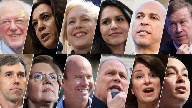 2020 Presidential Candidates: How the Democrats Are Trying to Stand Out