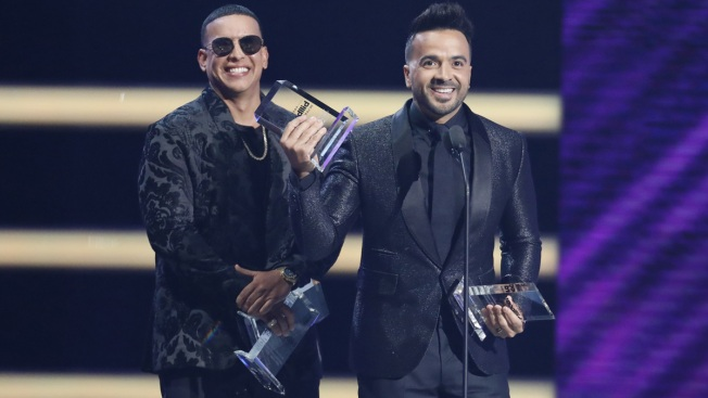 'Despacito,' Urban Artists Biggest Winners of Latin Billboard Awards