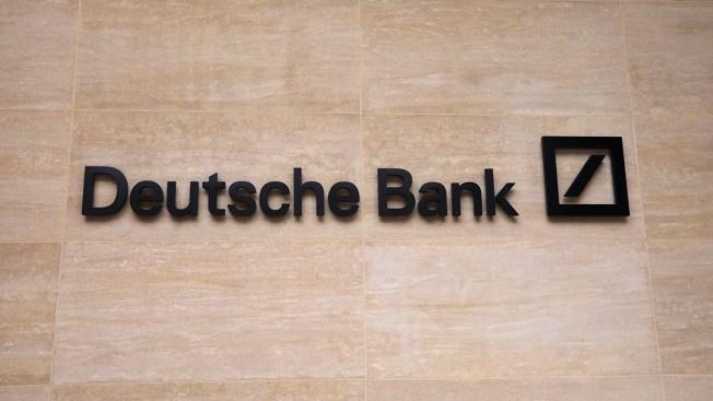 Deutsche Bank Has Tax Returns Sought in Congressional Probe