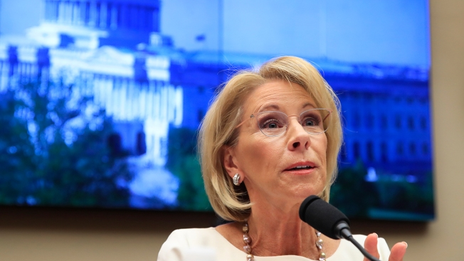 Veterans Could Be First to Pay as DeVos Rolls Back for-Profit College Oversight