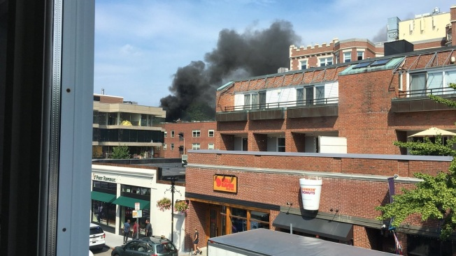 2-Alarm Fire Breaks Out at Toscano Restaurant in Cambridge