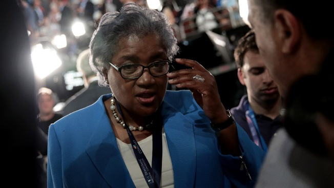 Donna Brazile Strains Dem Unity Ahead of Key Governor's Race in Virginia