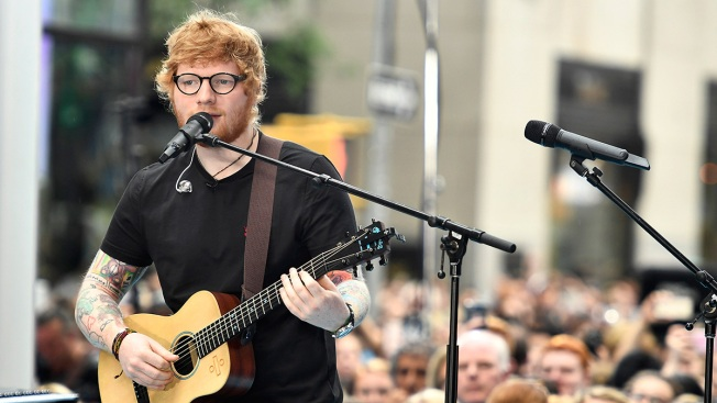 Ed Sheeran Reveals He Was 'Slipping Into' Substance Abuse