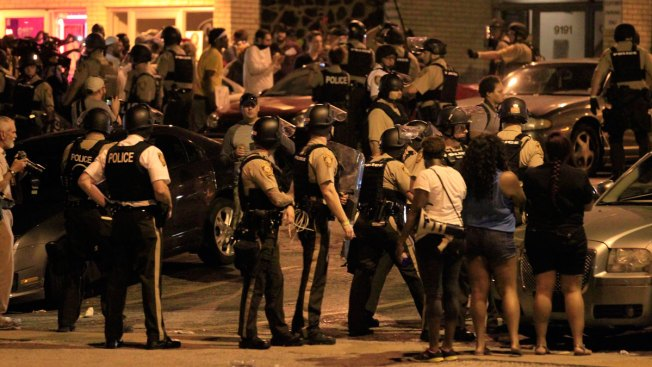 Protester in Iconic Ferguson Photo Found Dead: Report