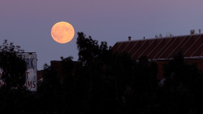 Don't Get Spooked by Our Friday the 13th Harvest Moon