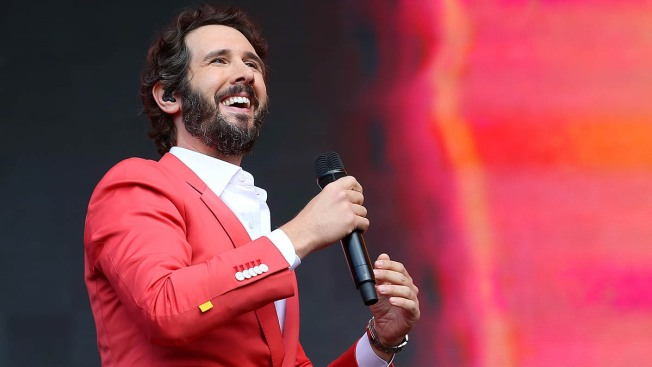 Josh Groban Plans to 'Let Go' in Upcoming Radio City Shows