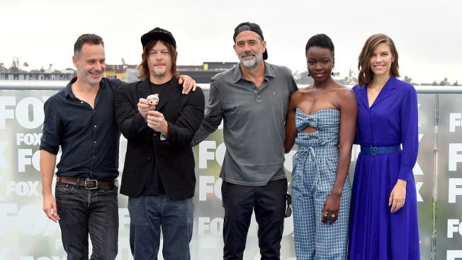 New 'Walking Dead' Spinoff to Film in Virginia in Summer