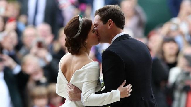 [NATL] Royal Family Photos: Princess Eugenie Weds Beau