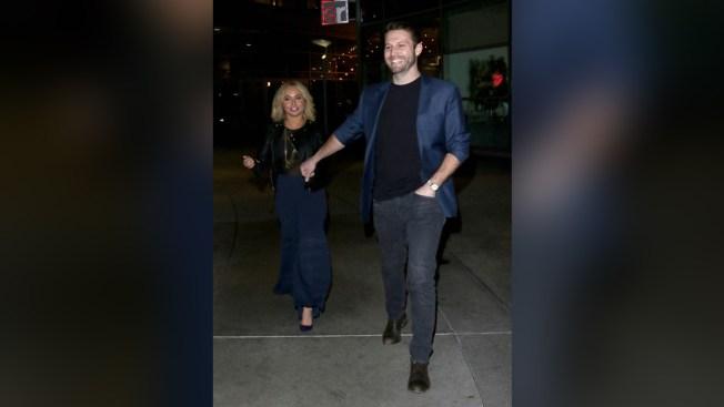 Hayden Panettiere's Boyfriend Arrested on Suspicion of Domestic Violence