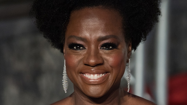 """Viola Davis Is Michelle Obama for Showtime's """"First Ladies"""""""