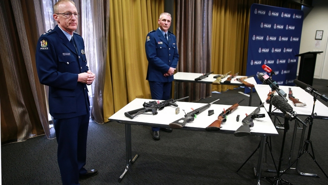New Zealand Plans Further Restrictions to Gun Ownership
