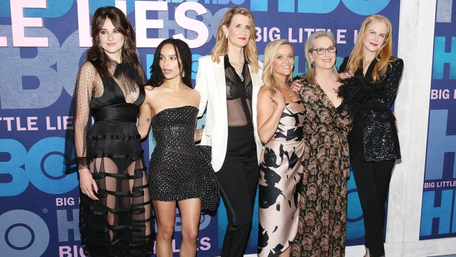 HBO Chief Skeptical About Another 'Big Little Lies' Season