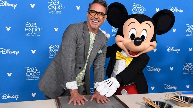 Disney Legends Honor Prompts Robert Downey Jr. Pot Story