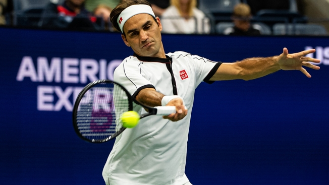 Set Down at Start Again, Federer Not Eyeing Changes at Open