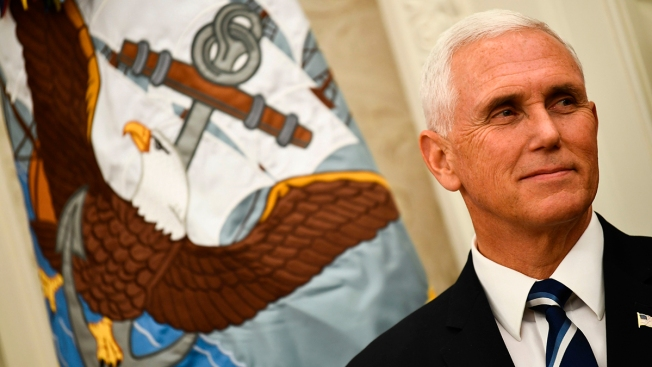 Pence Aiming to Release Records of His Own Ukraine Calls