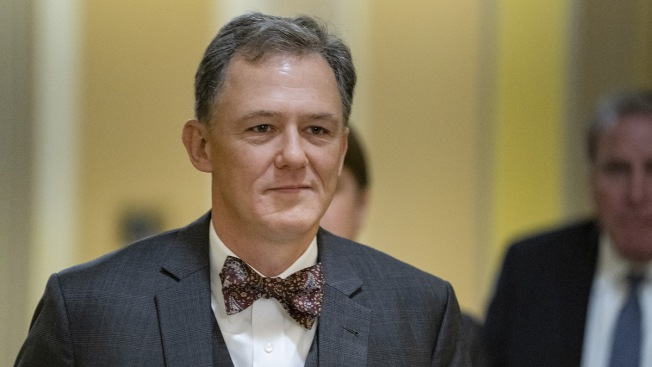 George Kent, State Department's Ukraine Expert, Testifies in Impeachment Inquiry