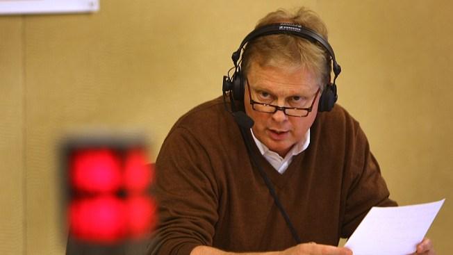 'On Point' Host Tom Ashbrook Dismissed From WBUR, NPR