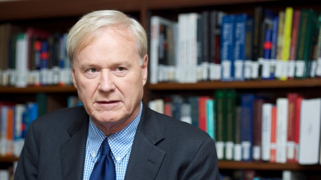 MSNBC's Chris Matthews was reprimanded over comments about woman in 1999