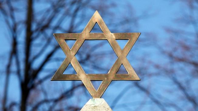 Irvine Synagogue Hit With Anti-Semitic Vandalism