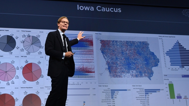 Cambridge Analytica CEO Suspended After Video Shows Him Saying Firm Ran Trump's Digital Campaign