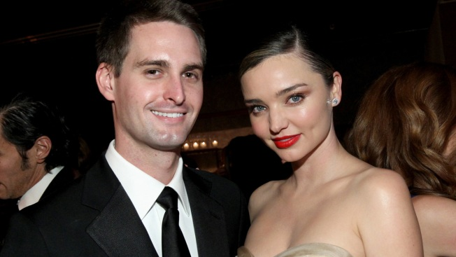 Miranda Kerr Marries Snapchat's Evan Spiegel in Intimate Ceremony