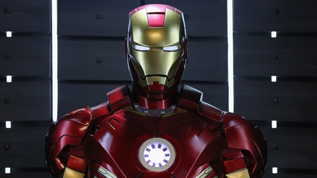 'Iron Man' Suit Disappears from LA Movie Prop Facility