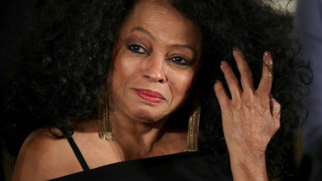 Diana Ross Says She Felt 'Violated' By TSA Agent at New Orleans Airport