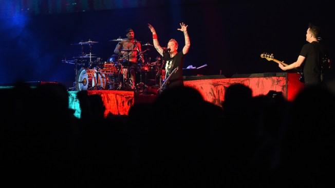Blink-182 Agrees to Residency at Palms Casino in Las Vegas