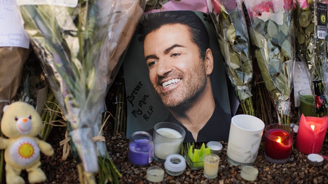 George Michael's Family Asks Fans to Remove Memorial Shrines