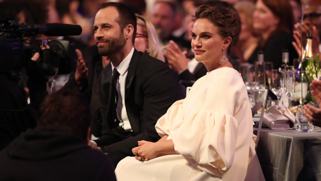 Natalie Portman Welcomes 2nd Child, a Daughter Named Amalia