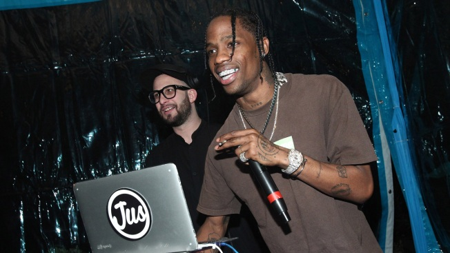 Rapper Travis Scott Reportedly Arrested in Arkansas for Inciting a Riot