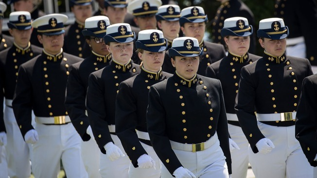 Reports of Unwanted Sexual Contact Up at Coast Guard Academy