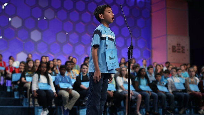 Schuylkill County speller eliminated from national bee