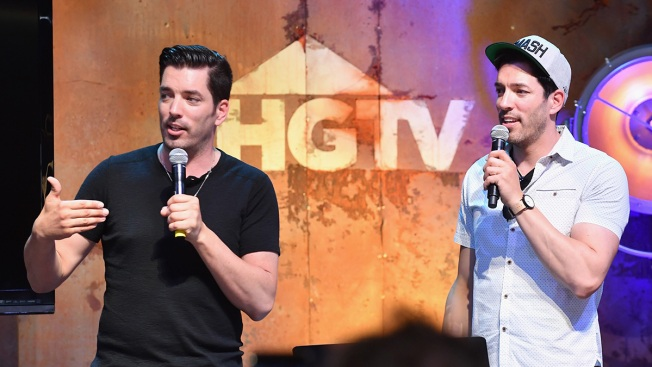 'Property Brother' Drew Scott Gives Sneak Peek of Home Renovation