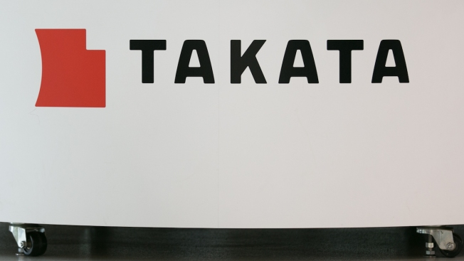 Takata Adds 3.3 Million Air Bag Inflators to Massive Recall