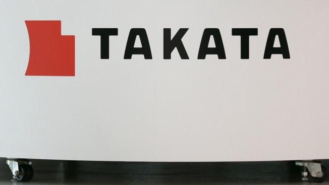 Toyota, Honda Add 1M Vehicles to Takata Air Bag Recalls